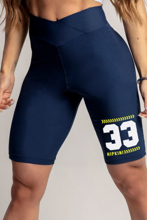 Dream Fitness Shorts Navy Blue