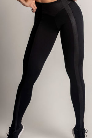 Legging Dream Fitness Black with CirrÊ