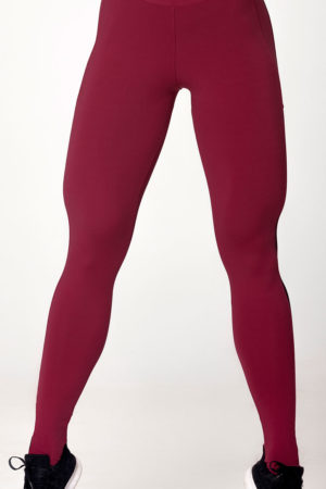 Legging Light Fitness Marsala