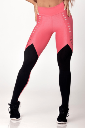Hipkini Captivating Coral Legging