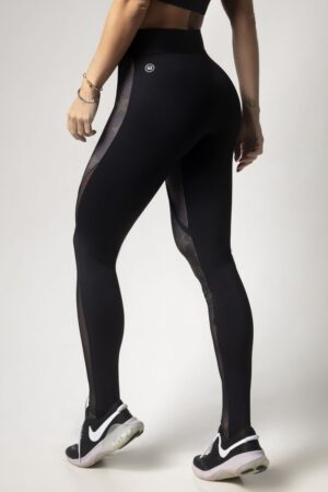 LEGGING DREAM FITNESS BLACK STAR