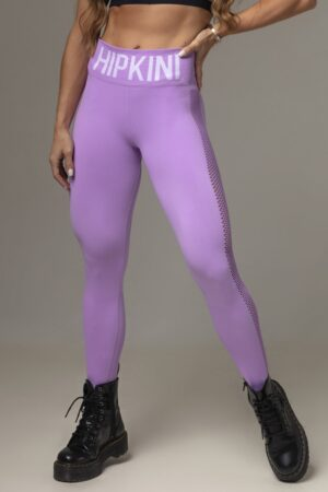Legging Action Fitness Seamless Lilac