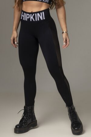 Legging Action Fitness Seamless Black
