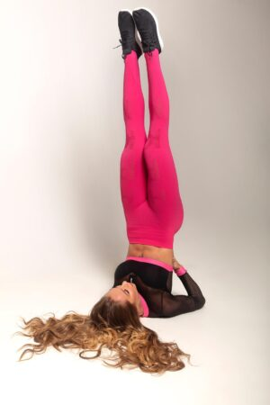 Victory Pink Legging